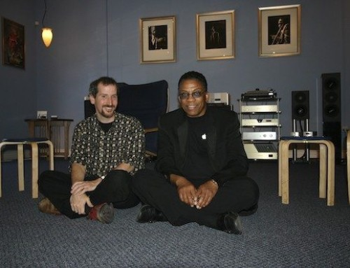 """Michael, thank you for the fantastic job installing my new home theater and mixing studio.  The speakers are terrific, just as Dave Holland said. You were a real pleasure to work with, and the system sounds great. Thanks so much! You've got the best equipment and the knowledge of the best!"" — Herbie Hancock • jazz pianist & grammy winner"